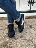 Adidasi Barbati Spri Negru - Alb