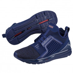 Pantofi sport barbati PUMA IGNITE Limitless Knit - marime 45 - Adidasi barbati