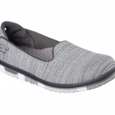 Pantofi sport femei SKECHERS GO MINI FLEX - marime 36.5 - Espadrile dama