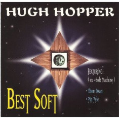 HUGH HOPPER (SOFT MACHINE) - BEST HOPE, 2000, CD