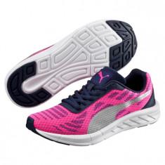 Pantofi sport copii PUMA METEOR JR - marime 35.5 - Adidasi copii