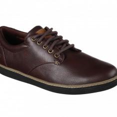 Pantofi sport barbati SKECHERS HELMER- STEVEN - marime 41 - Adidasi barbati