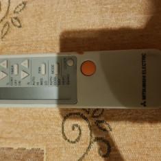 Telecomanda aer conditionat MITSUBISHI ELECTRIC ORIGINALA, IMPECABILA ( AC ),