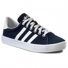 Pantofi sport copii ADIDAS COURTVANTAGE K - marime 36 2/3 - Adidasi copii