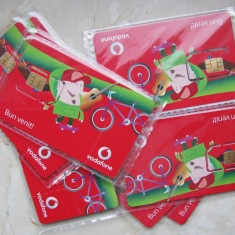 Cartela vodafone cu nelimitat NATIONAL si 30Gb