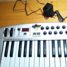 M-Audio Ozone USB Audio and MIDI Controller CU DEFECT