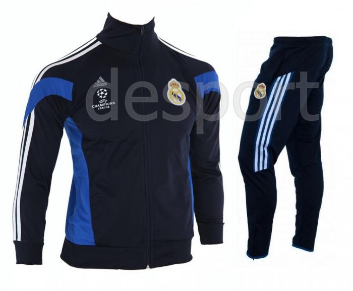 Trening REAL MADRID - Bluza si pantaloni conici - Modele noi - Pret Special 1221