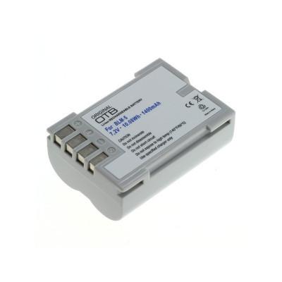 Acumulator pentru Olympus BLM-5 1400mAh foto