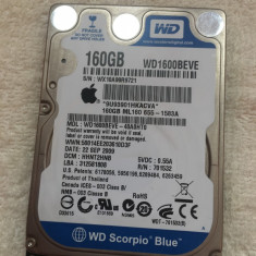 HDD laptop Western Digital 2.5