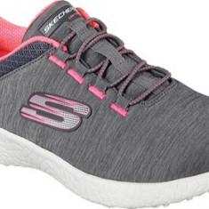 Pantofi sport femei SKECHERS BURST - EQUINOX - marime 38