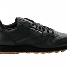 Pantofi sport barbati REEBOK CL LTHR - marime 43 - Adidasi barbati