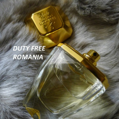 Parfum Original Paco Rabanne Lady Million Eau my goldTester 80ml + CADOU - Parfum femeie, Apa de toaleta