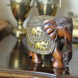 Elefant bronz din Nepal