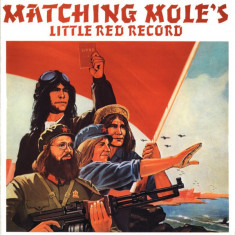 MATCHING MOLE (SOFT MACHINE) - LITTLE RED RECORD, 1972, CD