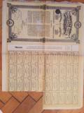 Obligatiune municipala Braila 500 lei