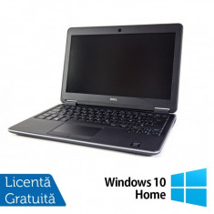 Laptop Refurbished DELL Latitude E7240, Intel Core i5-4300U 1.90GHz, 4GB DDR3, 128GB SSD, 12.5 inch + Windows 10 Home - Monitor LCD Samsung, 22 inch, 1920 x 1200, DVI