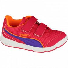Pantofi sport copii PUMA Stepfleex FS Mesh V PS - marime 30 - Adidasi copii