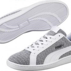 Pantofi sport unisex PUMA Puma Smash Knit - marime 37.5