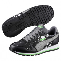 Pantofi sport copii PUMA ST Runner NL Splatz Jr - marime 37.5 - Adidasi copii