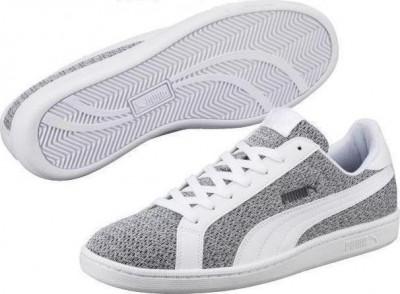 Pantofi sport unisex PUMA Puma Smash Knit - marime 38.5 foto