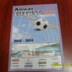 Anuar Fotbal Vest 2015-2016