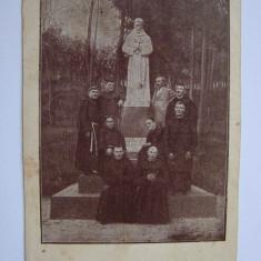 Carte postala Statuia Sfantului Francisc, Radna (jud. Arad) - Carte Postala Transilvania dupa 1918, Circulata, Printata