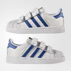 Pantofi sport copii ADIDAS SUPERSTAR CF I - marime 20 - Adidasi copii