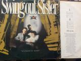 swing out sister it's better to travel album disc vinyl lp muzica synth pop 1987