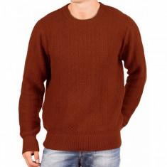 Pulover Tommy Hilfiger Premium Cotton Sammy-S - Pulover barbati Tommy Hilfiger, Marime: S, Culoare: Rosu