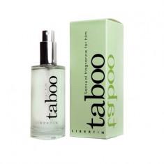 Parfum afrodisiac pentru barbati Taboo 50ml