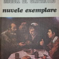 MIGUEL DE CERVANTES – NUVELE EXEMPLARE