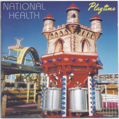 NATONAL HEALTH (SOFT MACHINE) - PLAY TIME, 2001, CD