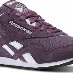 Pantofi sport femei REEBOK CL NYLON SLIM HV - marime 39 - Adidasi dama