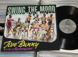 Jive Bunny and The Mastermixers - Swing The Mood 1989 disc vinil Maxi Single hit