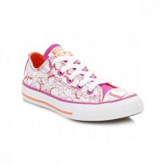 Pantofi sport copii CONVERSE Chuck Taylor All Star Ox - marime 37.5 - Tenisi copii