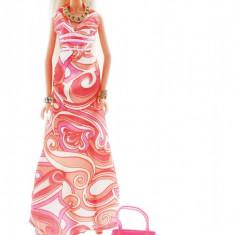 Papusa Simba Steffi mannequin Supermodel Maxi Dress