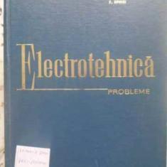 Electrotehnica Probleme - M. Preda, F. Manea, P. Cristea, M. Leon, F. Spinei, 412683 - Carti Electrotehnica