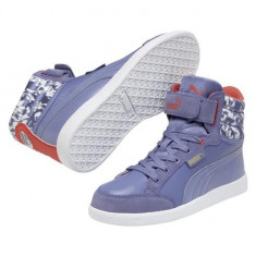 Pantofi sport copii PUMA IKAZ MID STRAP JR - marime 36 - Ghete copii