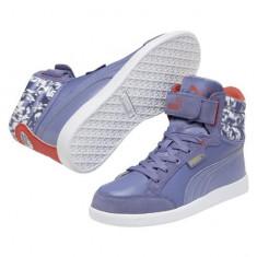 Pantofi sport copii PUMA IKAZ MID STRAP JR - marime 36 - Adidasi copii