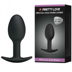 Plug Anal Pretty Love 6.5 cm