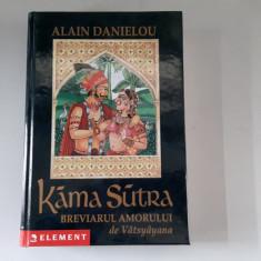 Kama Sutra - Breviarul Amorului De Vatsyayana - Alain Danielou - Carti Hinduism