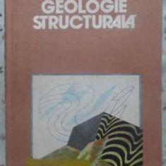 Geologie Structurala - Simon Pauliuc, Corneliu Dinu, 412674 - Carte Geografie