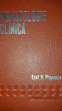 EMIL R. POPESCU – HEMATOLOGIE CLINICA {1966}