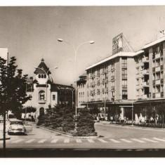 CPI B 10101 CARTE POSTALA - VEDERE DIN PLOIESTI, 1965, Circulata, Fotografie