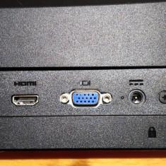 MONITOR LED ULTRASLIM 24 INCH HP 24ES CU DISPLAY CRAPAT, HDMI, IPS