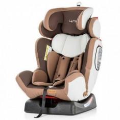 Scaun auto copii 0-36Kg Chipolino 4 Max Almond