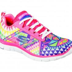 Pantofi sport femei SKECHERS FLEX APPEAL - ARROWHEAD - marime 38