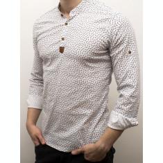 Camasa barbat - LICHIDARE DE STOC - camasa slim fit - camasa elastica cod 136