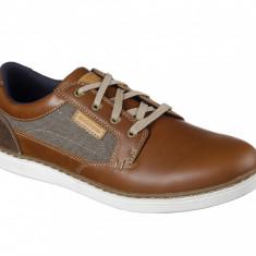 Pantofi sport barbati SKECHERS LANSON - RELDON - marime 44 - Adidasi barbati