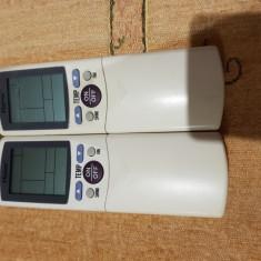 Telecomanda aer conditionat HAIER ORIGINALA, IMPECABILA ( AC ),